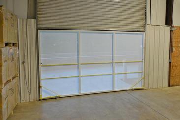 Product catalog for 192 x 96 garage door